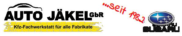 Auto Jäkel - SUBARU Händler Münster