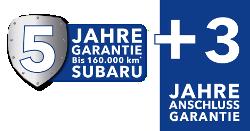 SUBARU Garantie